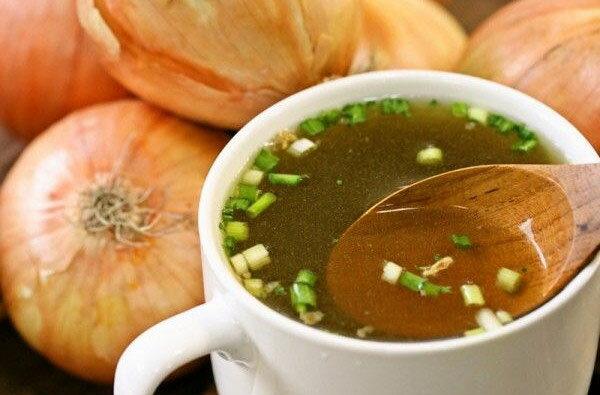 たまねぎしじみスープ