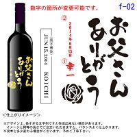 【送料無料】【名入れ】【木箱入り】オリジナル彫刻ワイン【父の日/母の日】名前・日付を入れて世界で1本だけの名入れワインに!【楽ギフ_包装】【RCP】