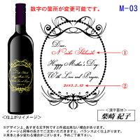 【送料無料】【名入れ】【木箱入り】オリジナル彫刻ワイン【母の日/父の日】名前・日付を入れて世界で1本だけの名入れワインに!【楽ギフ_包装】【RCP】