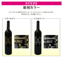 【送料無料】【名入れ】【木箱入り】オリジナル彫刻ワイン【記念日】名前・日付を入れて世界で1本だけの名入れワインに!【楽ギフ_包装】【RCP】