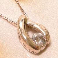 ピンクゴールド ダイヤモンド