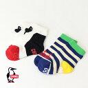 CHUMS チャムス ベビー Baby Socks Set ベイビーソックスセット CH26-1006