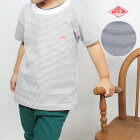 DANTON,ダントン,キッズ,半袖Tシャツ,JD-9087