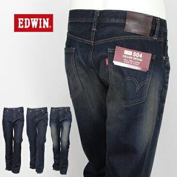 EDWIN/エドウィン <メンズ> 504 ルーズストレート ED504