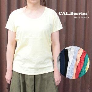 【SALE】CAL.Berries/カルベリーズ <レディース> EASY BREEZY TEE/半袖Tシャツ 3540J002