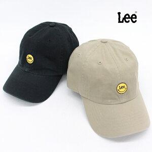 Lee/リー <メンズ・レディース> Lee SMILee LOW CAP C.TWILL/スマイリー コットンツイルキャップ 195-176008