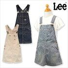 Lee,リー,オーバーオールスカート,61562
