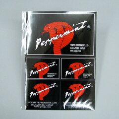 【東京ペパーミント ステッカー セット】 TOKYO PEPPERMINT STICKER SET