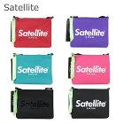 Satellite,サテライト,サコッシュ,ショルダーバッグ,BASICSACOCHE