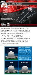 ペルツゴルフパッティングチューターデーブペルツ考案パター練習器具DavePelz'sPuttingTutor