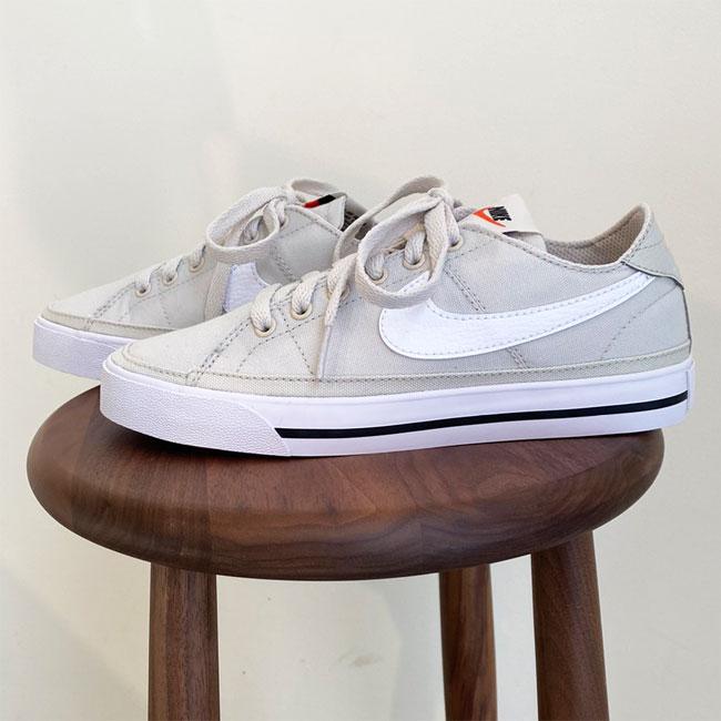 レディース靴, スニーカー 22! NIKE WMNS NIKE COURT LEGACY CNVS CZ0294 002 2021SS