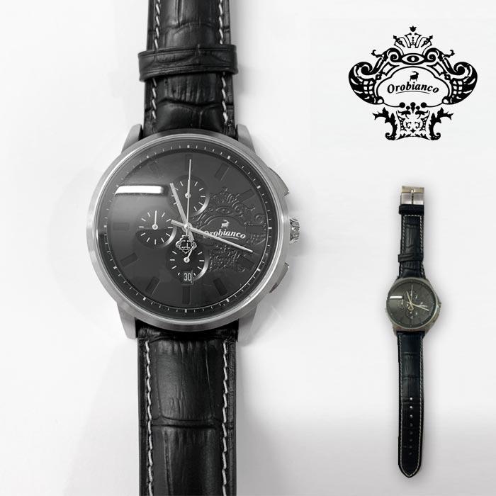 腕時計, メンズ腕時計  Orobianco TEMPORALE () OR-0014-3