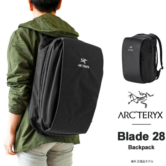 メンズバッグ, バックパック・リュック 10OFF! ARCTERYX BLADE 28 28 28L Blade 28 Backpack (16178)
