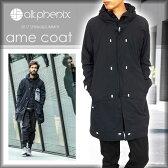 【20%OFFクーポン発行中】alk phenix アルクフェニックス レインコート レインウェア ストレッチ コート パッカブル リフレクター アメコート メンズ ame coat/EPIC PO612WT01