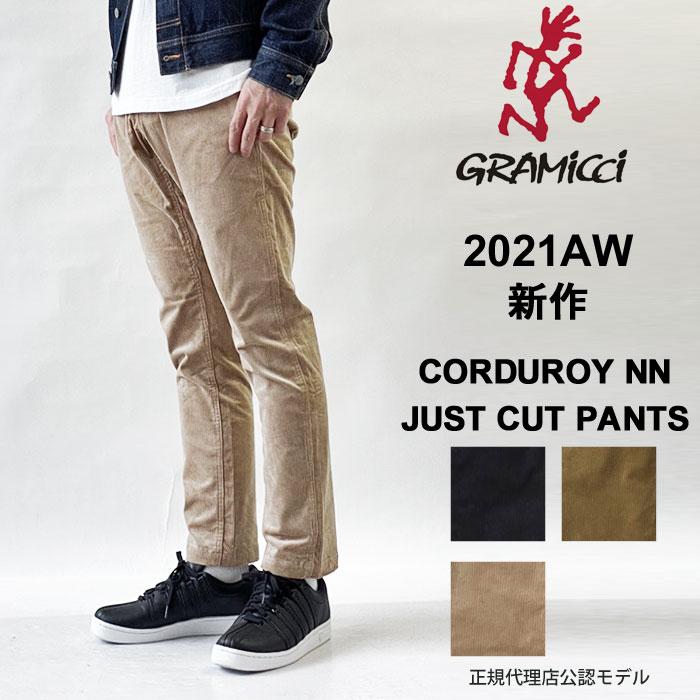 メンズファッション, ズボン・パンツ  GRAMICCI NN CORDUROY NN JUST CUT PANTS (GMP-21F046) 2021AW