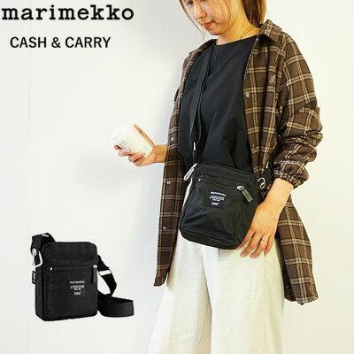 marimekko Cash&Carry ミニショルダー