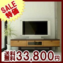 フィード160テレビボード(テレビ台・AV収納・TVボード・TV台・テレビラック・ローボード)【donkoiAV収納】