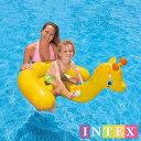INTEX(インテックス)キリンベビーライドオンBG132【 132 × 107 cm】Baby Giraffe Ride On 56566 正規品