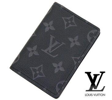 LOUIS VUITTON  ルイ ヴィトン M61696 モノグラム・エクリプス 名刺入れ/カードケース オーガナイザー・ドゥ ポッシュ【送料無料】