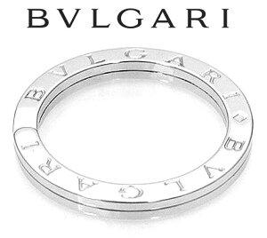 定番人気のブルガリブルガリシリーズのキーリングです☆革紐などをつけてペンダントとしてもお...