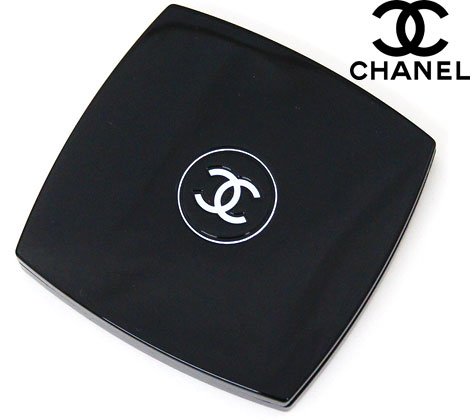手鏡・コンパクトミラー, コンパクトミラー CHANEL MIROIR DOUBLE FACETTIES BOX