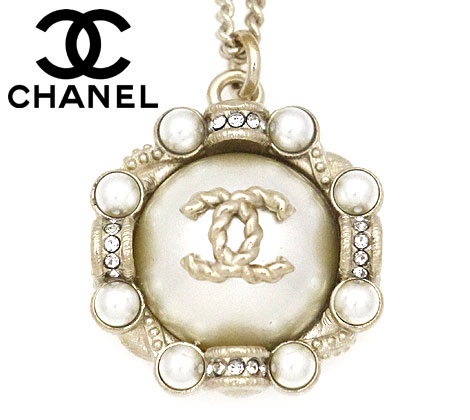 CHANEL 154 CHANEL A53154 GOLD CC