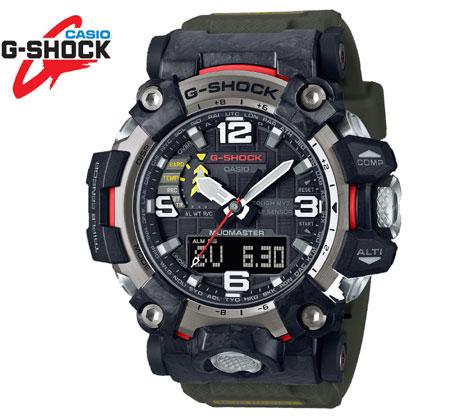 腕時計, メンズ腕時計 CASIO G-SHOCK GWG-2000-1A3JF MUDMASTER MUSTER OF G