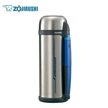 ステンレスボトル タフボーイ 2.0L/2L(SF-CC20-XA) 象印(ZOJIRUSHI) コップ付きタイプステンボトル/マイボトル/子供から大人までおしゃれな保温・保冷マイ水筒/2リットル