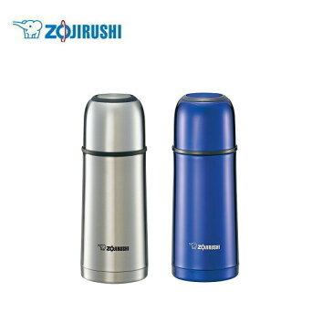 ステンレスボトル TUFF (0.35L) SV-GR35-XA/AA 象印(ZOJIRUSHI) コップ付きタイプステンボトル/マイボトル/子供から大人までおしゃれな保温・保冷マイ水筒/350ml