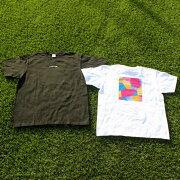 Jヴィレッジのロゴカラーを使用したプリントTシャツ★