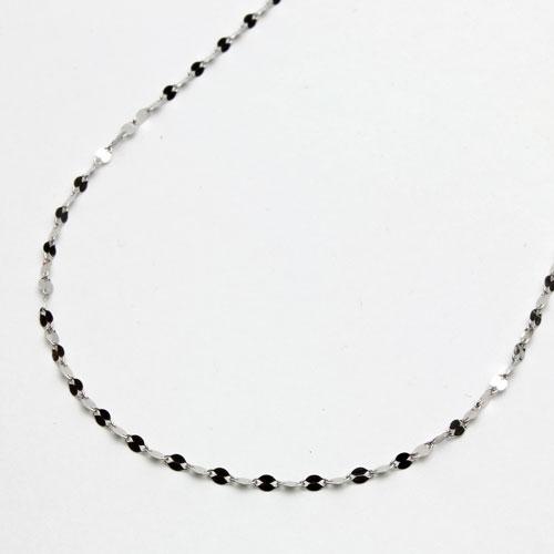 ◇数量限定◇ 純プラチナ ネックレス (純Pt)42cmゆったりサイズペダル