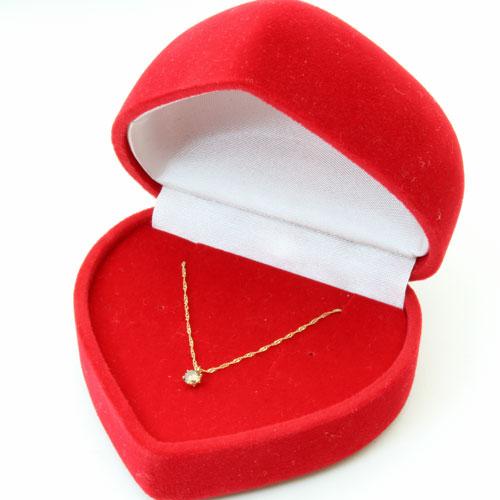 あす楽!大特価品★送料無料★すべて18金 ダイヤモンド ペンダント(K18・Iクラスダイヤ0.15ct))