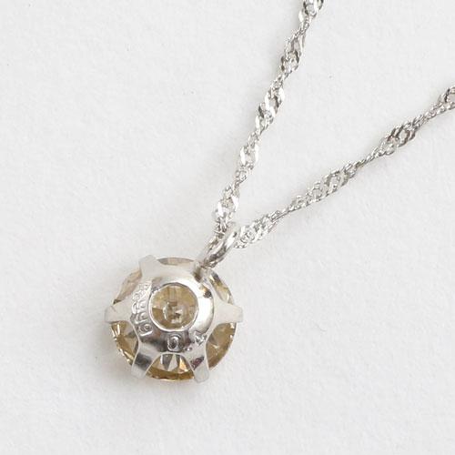 ◇大特価価格!!◇★送料無料★純プラチナ ダイヤモンド ペンダント(Pt999・ダイヤ0.4ct)