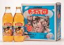 【送料無料】JAアオレン 青森県産りんごジュース あおもりねぶた クリアタイプ1000ml瓶×6本入