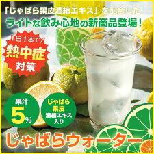 【サマーセール】じゃばらウォーター500ml1ケース(24本)