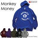 Monkey Money/プルオーバーパーカ/ネット限定オリジナ...