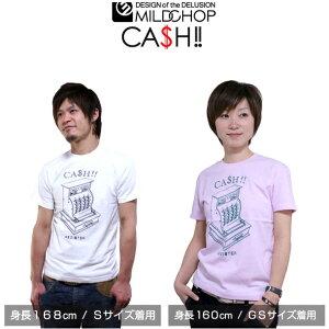 いつでも現金主義?CASH!!/オリジナル半袖Tシャツ【メール便160円OK】ネット限定Tシャツ【cloth...