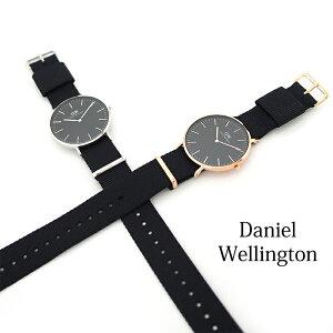 DanielWellingtonダニエルウェリントンClassicBlack40mmクラシックブラックNATOベルトメンズ腕時計Cornwallコーンウォールダニエルウェリントンブラックダニエルウェリントン40mm