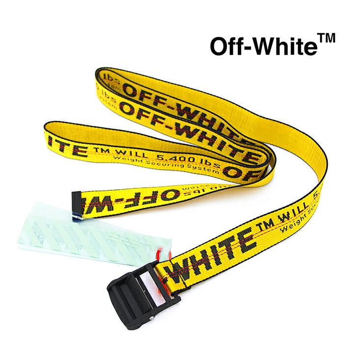 ベルト・サスペンダー, メンズベルト OFF WHITE OMRB012F19647003 OFF-WHITE