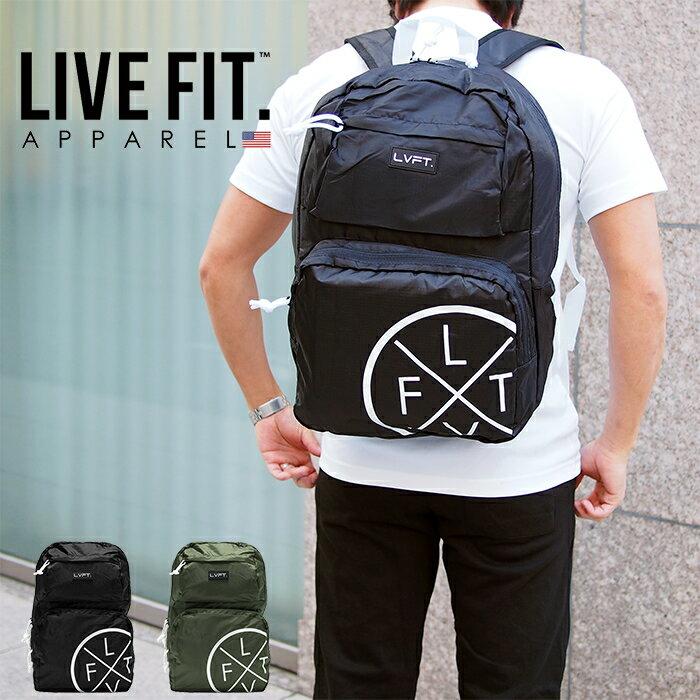 メンズバッグ, バックパック・リュック LIVE FIT 2 Packable Backpack