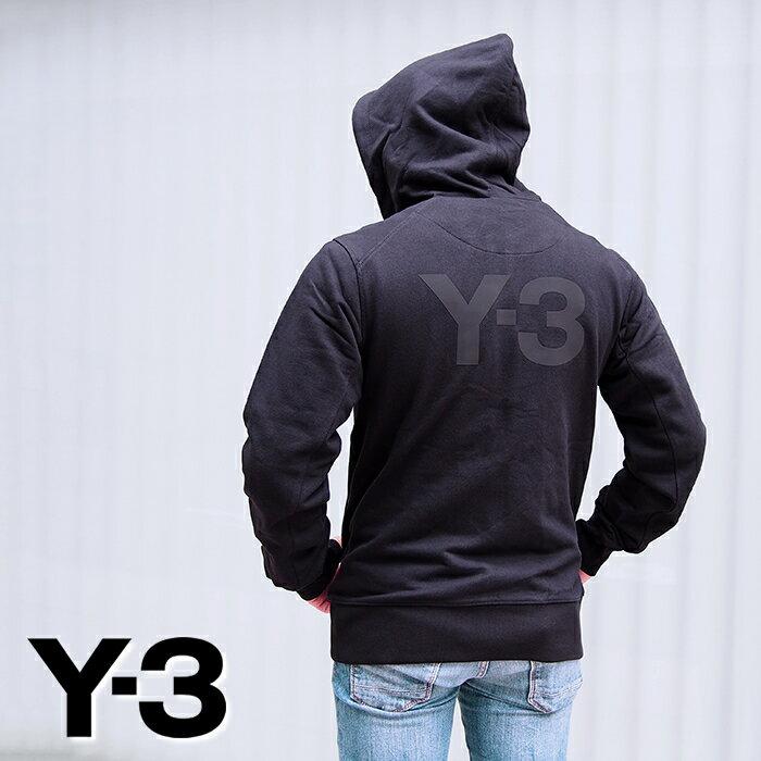 トップス, パーカー Y-3 FN3363 M CLASSIC BACK LOGO FULL-ZIP HOODIE Yohji Yamamoto adidas y3