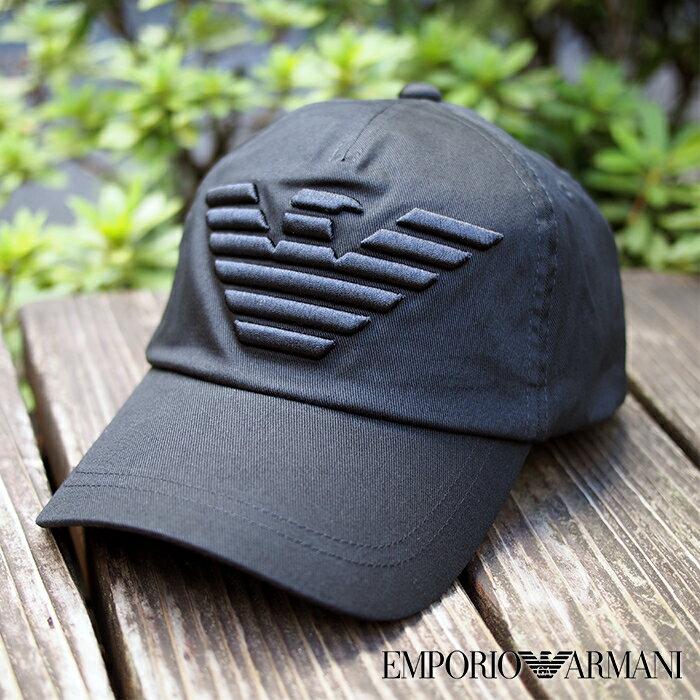 メンズ帽子, キャップ EMPORIO ARMANI 627522 CC995