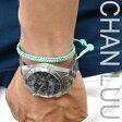 CHAN LUU チャンルー シングルラップブレス ブレスレット SINGLE WRAP BRACELET BS-1025 全4色 ユニセックス