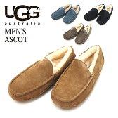 UGG アグ メンズスリッポン スウェード ムートンシューズ  ASCOT アスコット 5775 全4色 UGG メンズ