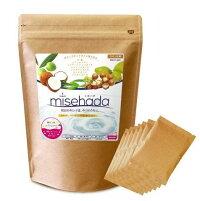 【送料無料】misehada(ミセハダ)エプソムソルト配合5種のオイルと水素でお肌に潤いをお肌しっとりお家エステリラクゼーション※宅配便コンパクト