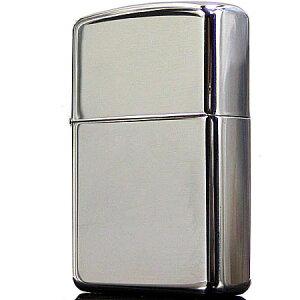 【送料無料!】【ZIPPO】スターリングシルバー 純銀アーマージッポーNO.26 鏡面仕上げ