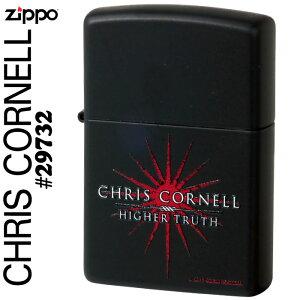 (キャッシュレス5%還元)ジッポ zippo ジッポーライター CHRIS CORNELL(クリス・コーネル)29732【ネコポス対応】