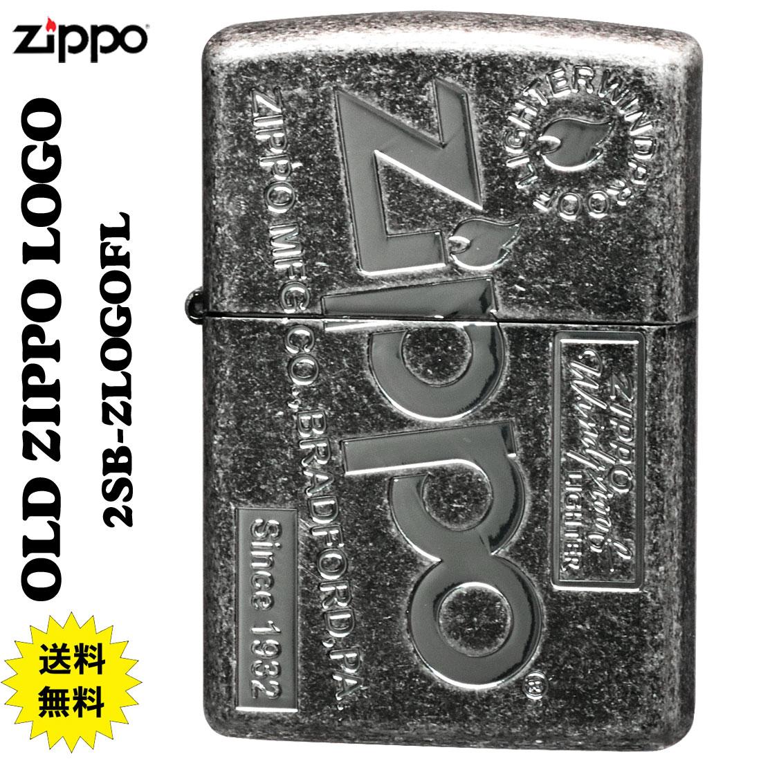 喫煙具, ライター zippo() OLD ZIPPO LOGO 2SB-ZLOGOFL