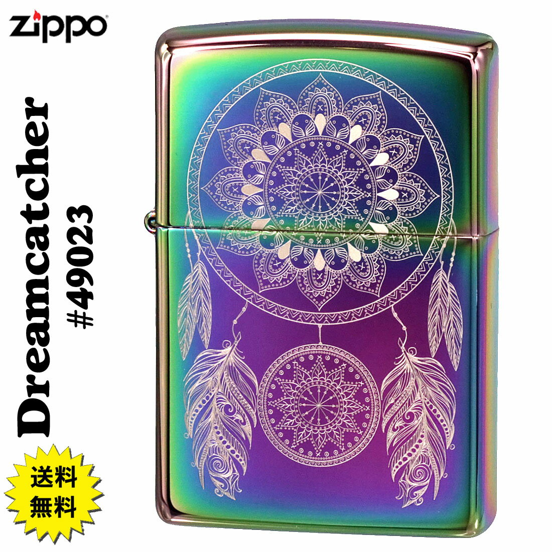喫煙具, ライター zippo () Dreamcatcher 49023
