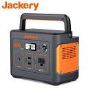 Jackeryポータブル電源 400 大容量112200mA